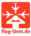 Logo: Bürgervereinigung gegen unnötigen Fluglärm e.V