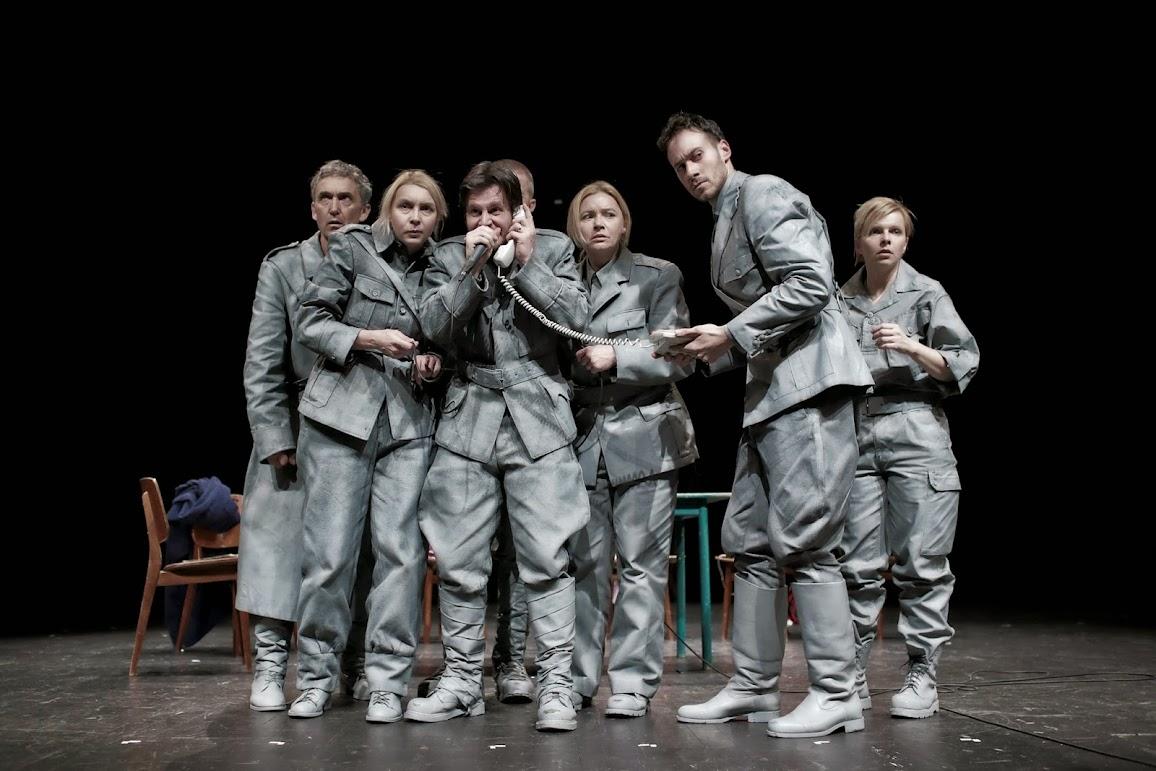 Semana de la Dramaturgia Eslovena 2014 o el arte de
