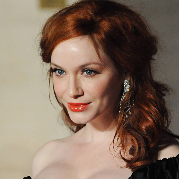 Christina Hendricks: Blessed with an enviable body and great curves, Mad Men actress Christina Hendricks does make men go wild, thanks to her hot and sexy assets.