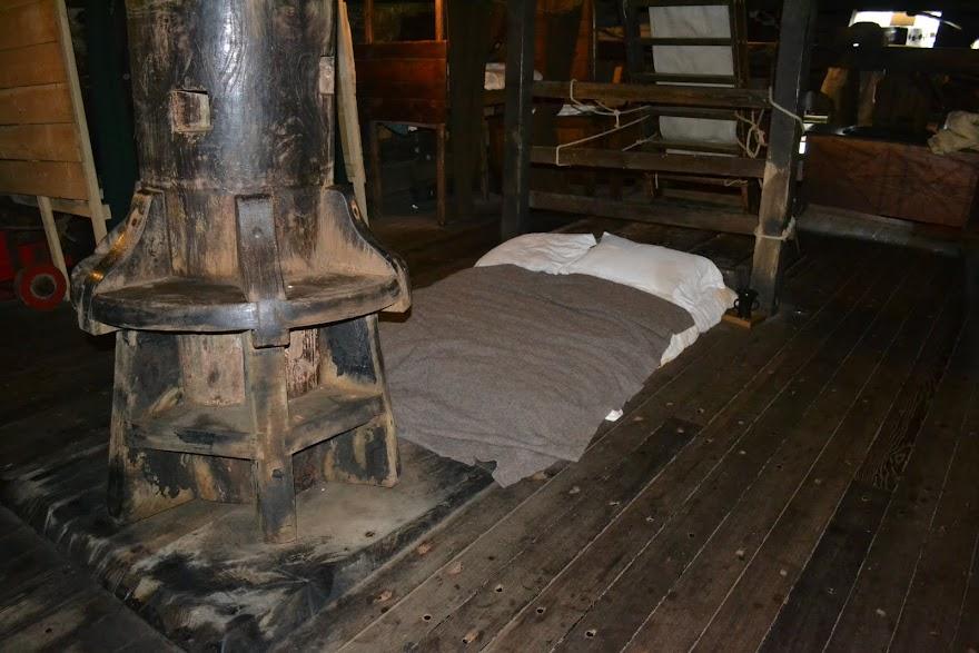 Мейфлауер - 2, Плимут, Массачусетс (Mayflower II, Plymouth, MA)