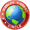 Worlds Biggest Circle