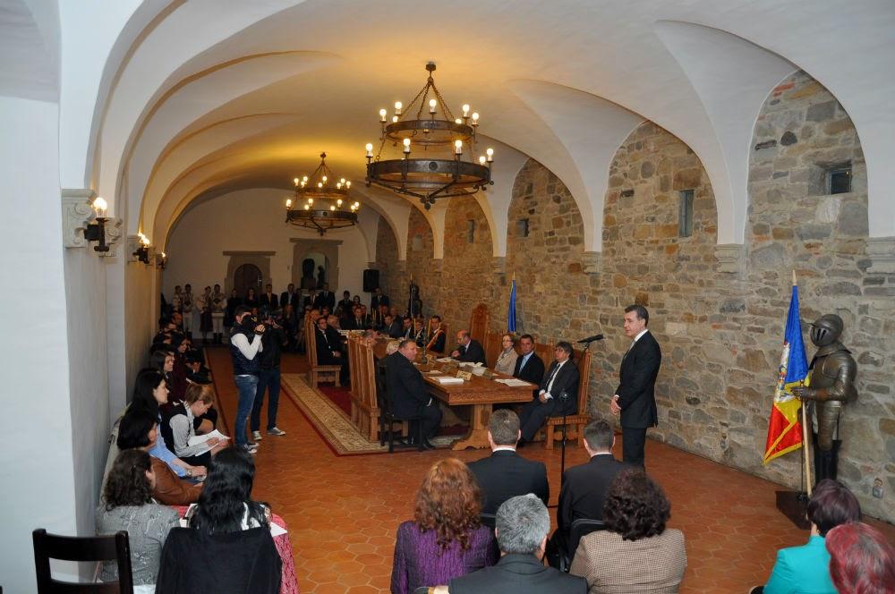 Principele Radu a vizitat Brașovul și Făgărașul