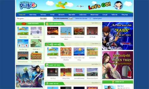 xGo (SunGroup) cho ra mắt cổng game mini 1