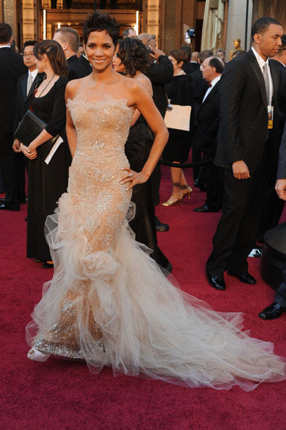 Oscar Red Carpet 2011:Who Wore What