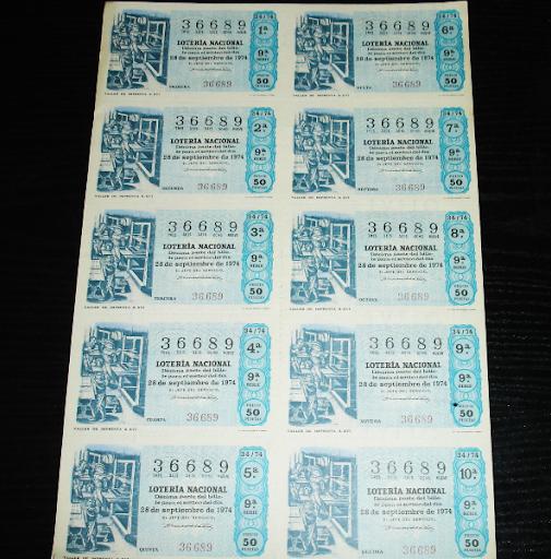 Loteria nacional-taller imprenta