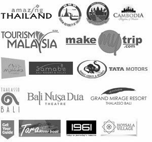 Travel brands I have been associated with...