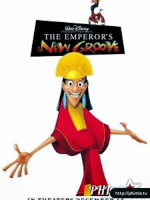 Phim Hoàng Đế Lạc Đà - The Emperor's New Groove (2000)