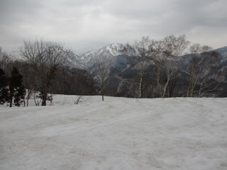 芦倉山と初河山