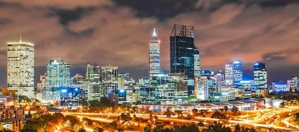 Perth- Austrália Ocidental