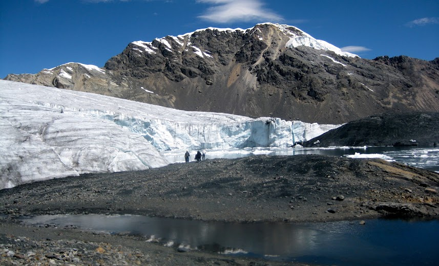 Pastoruri - Huaráz - Perú