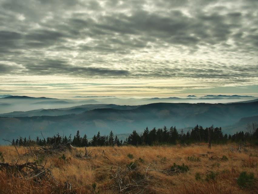 Szlak Skrzyczne - Malinowska Skała