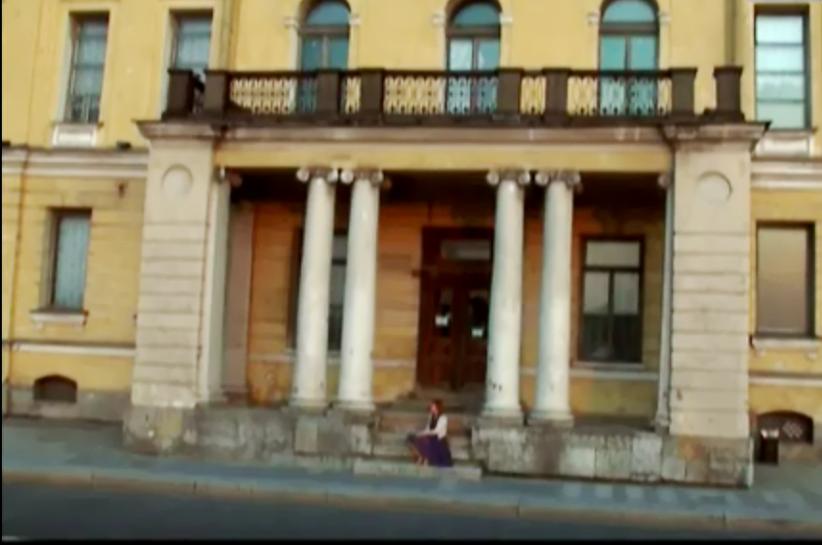 Дворец Остермана-Толстого В Петербурге