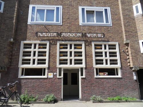 Edificio edificato dopo la guerra