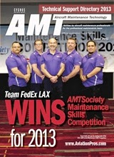 Free subscription to Aircraft Maintenance Technology June 2013
