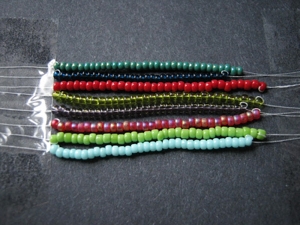 Seed Bead Brand Comparison