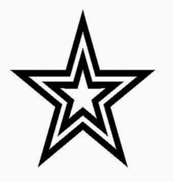 Brainsy Heart Star Tattoo Art
