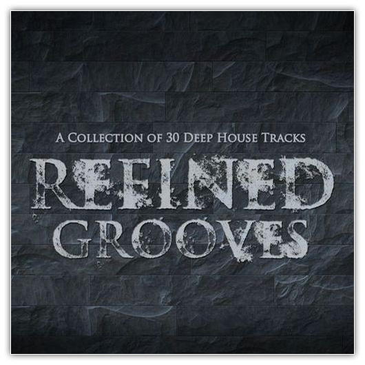 Va refined grooves a collection of 30 deep house tracks for Old deep house tracks
