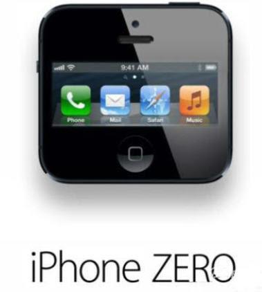 iphone zero