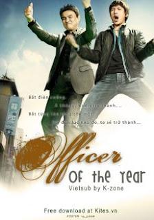 Cảnh Sát Xuất Sắc Của Năm - Officer Of The Year - 2011