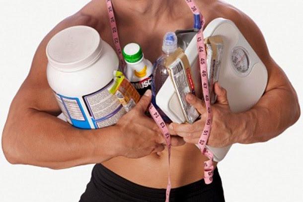 Como emagrecer rápido com suplementos alimentares