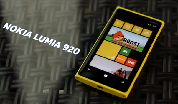 Nokia Lumia 920 Specification, first hands-on [Video], nokia lumia 920 grey