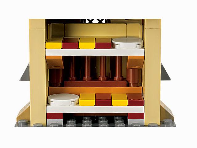 4867 レゴ ホグワーツをかけた戦い(ハリー・ポッター)