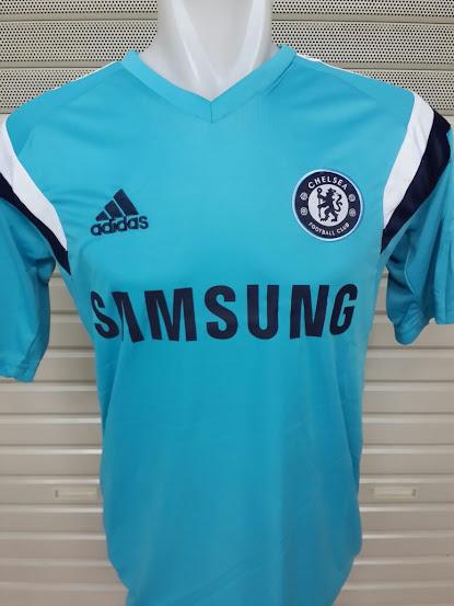 Jual Jersey Training Chelsea Biru 2014-2015