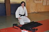 2009 - Cours puis remise de ceinture à Delphine 18 Juin