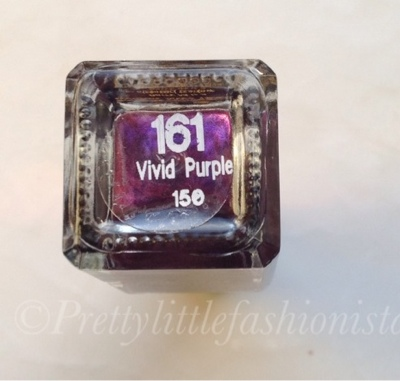 Barry M 161 vivid purple