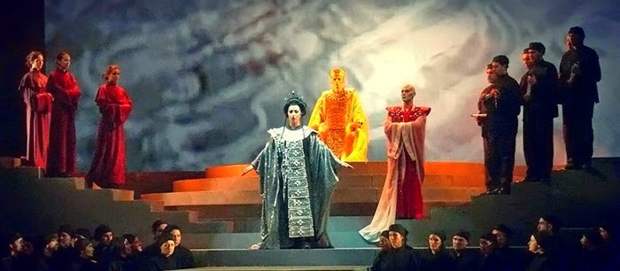 TURANDOT - OPÉRA DE MASSY - PARIS SUD - FRANCE