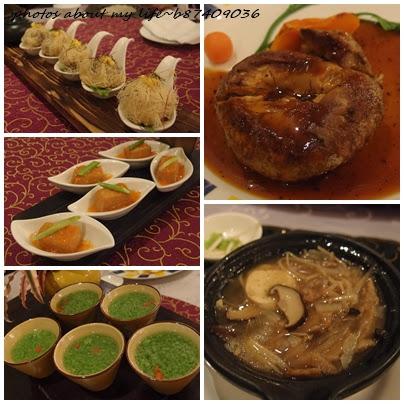 [Food][高雄苓雅] 視覺取勝的素食饗宴~全省素食之家@ 大頭 ...
