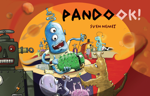 Stigao je Pandook!