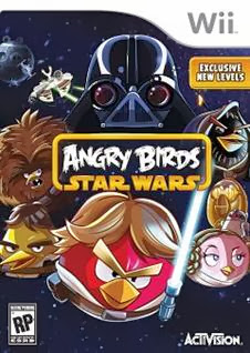 Angry Birds Star Wars   Nintendo Wii
