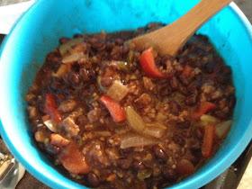 beef enchilada Sauce