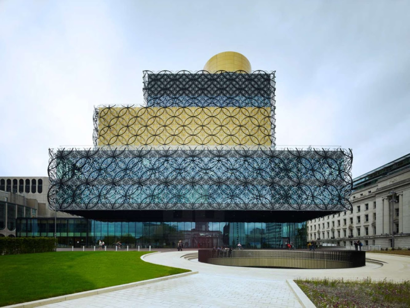 Birmingham, Alabama, Stati Uniti: Library of Birmingham Opens Today