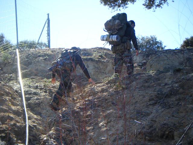 HDS en la Combat training DARK COMPROMISES DSCF7720