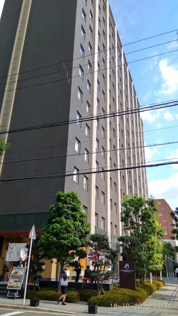 大阪北濱布萊頓城市飯店