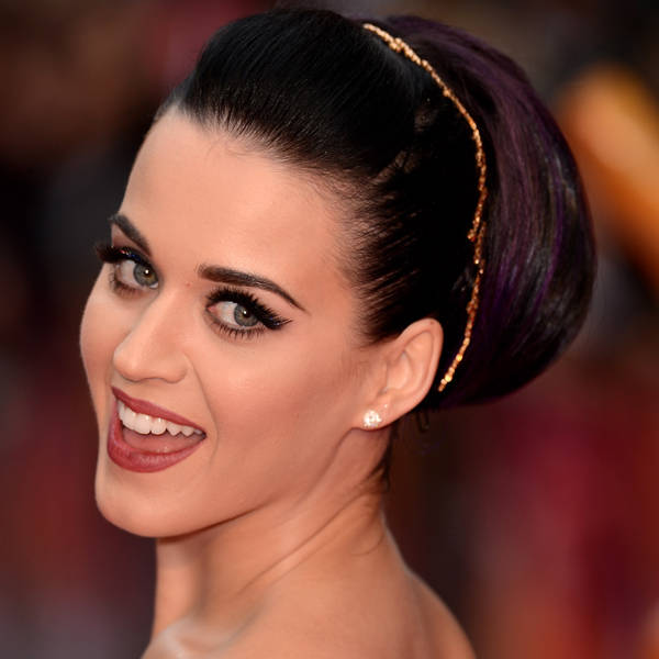 Katy Perry: Doe-eyed pop princess Katy Perry, was recently named Billboard's 2012 Woman of the Year. The singer, who had an amicable divorce with actor Russell Brand, was in news for her dalliance with musician John Mayer, who have split up for the third time!