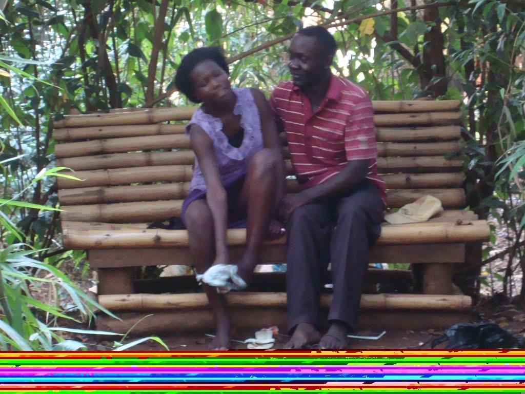Sex On The Bench At Muliro Gardens Kakamega Kenyan Ngomaz-2163
