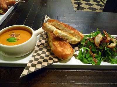 Soup, Salad, a Sandwich at Picnic House