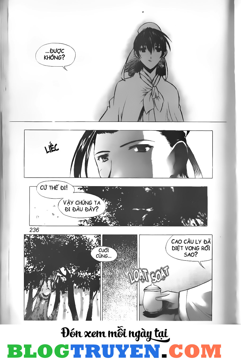 Thiên Lang Liệt Truyện Scan Chap 123 - Truyen.Chap.VN