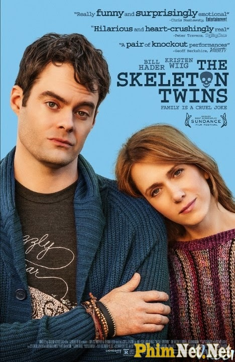 Phim Cặp Đội Song Sinh - The Skeleton Twins