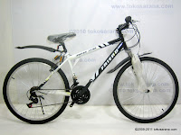 1 Sepeda Gunung BEST FRIEND SUPER STAR 18 Speed 26 Inci