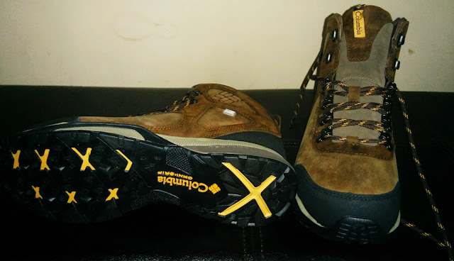 Columbia Boots: Great for Tropical Trekking