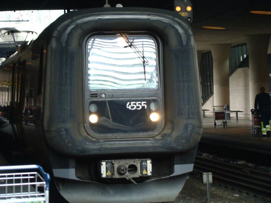 哥本哈根火车