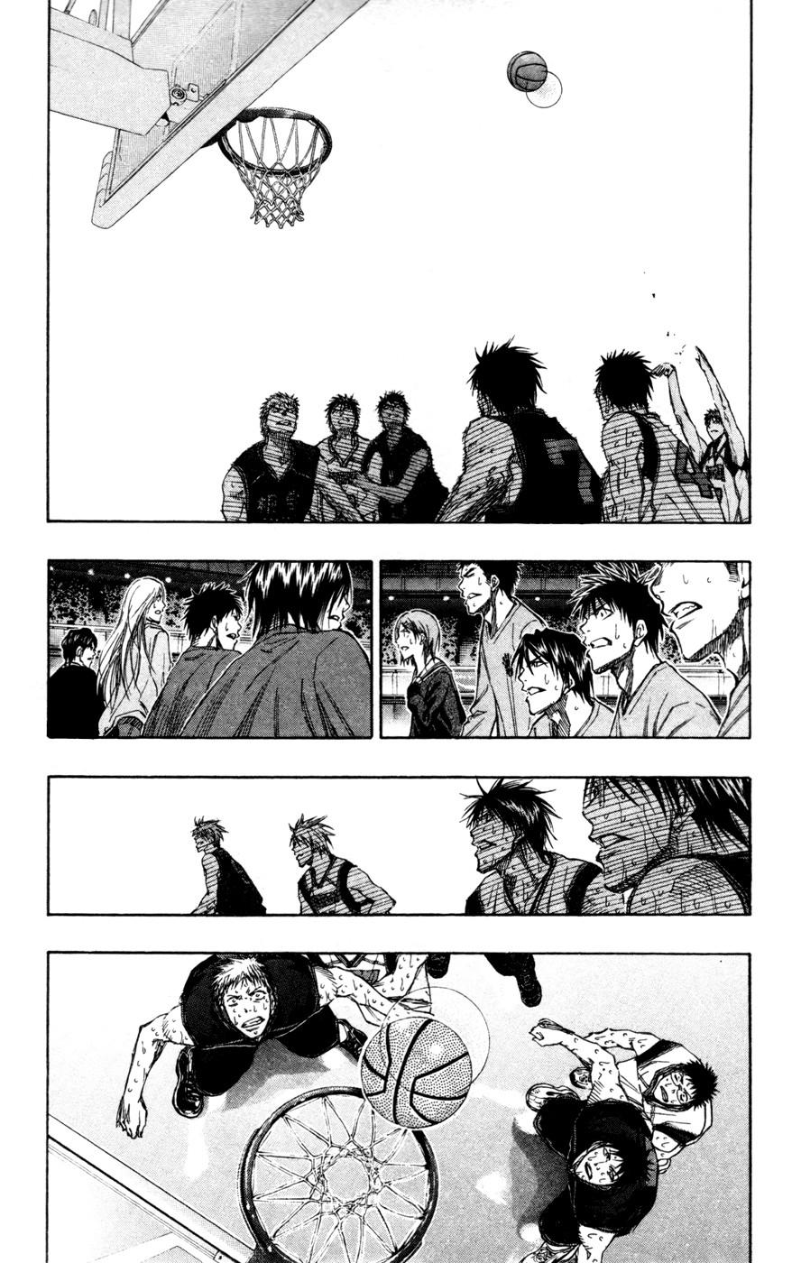 Kuroko no Basket Manga Chapter 138 - Image 11