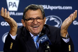 The Dishonorable Discharge of Joe Paterno