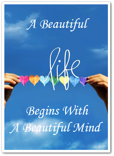 A Beautiful Day Begins With A Beautiful Mindset Quote Happinessss: Ha...