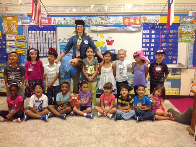 Kinder Garden: Mrs. Wood's Kindergarten Class: Letter U Celebration