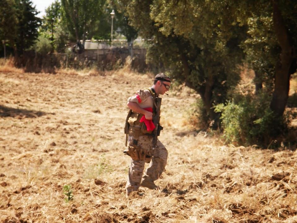 """Fotos de """"THE FINAL WAR"""". La Granja. 23-06-13 PICT0086"""